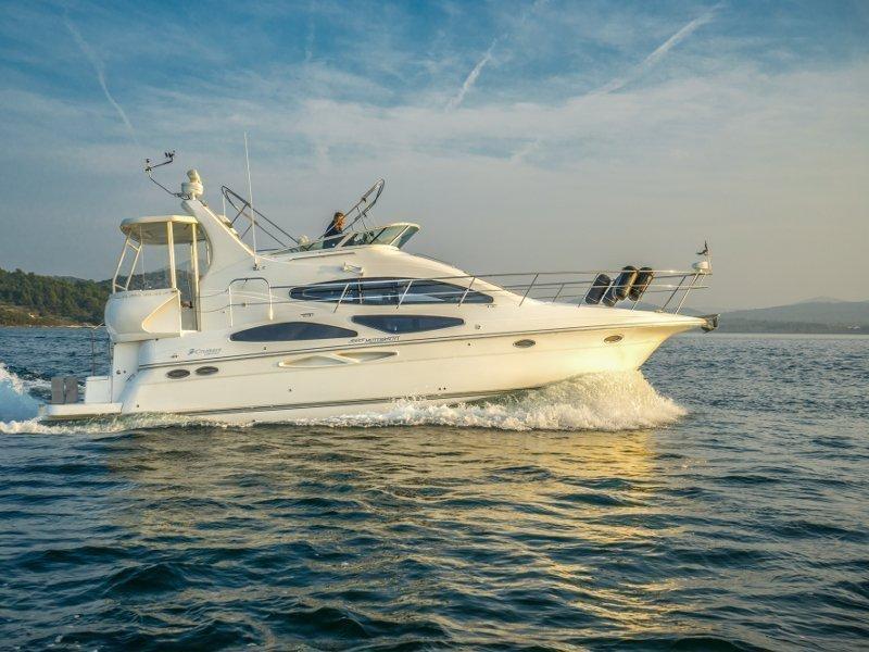 Cruiser 395 (Maximus)  - 8