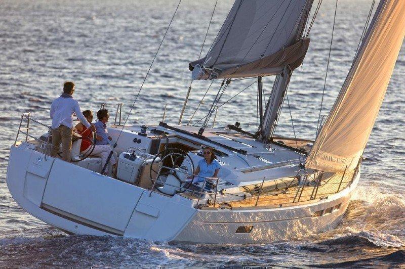 Sun Odyssey 519 (BERTL)  - 3