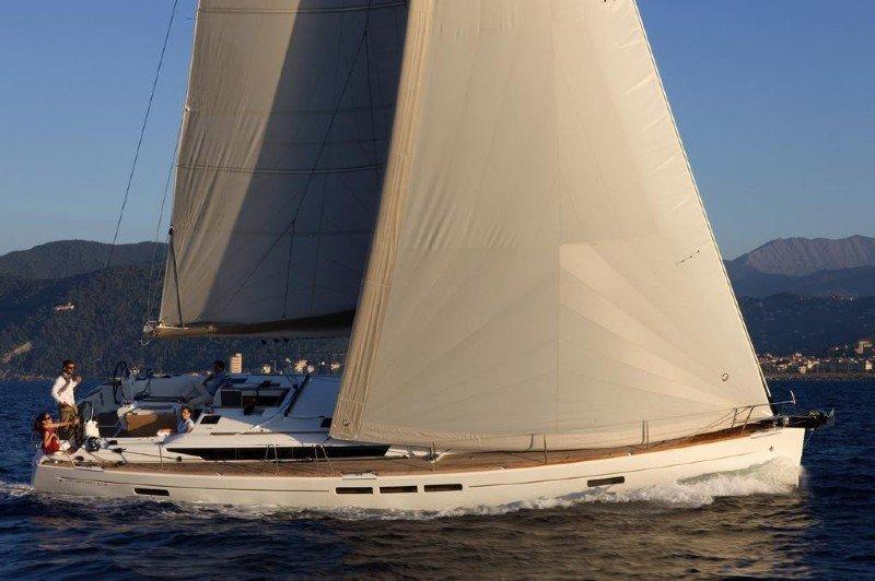 Sun Odyssey 519 (BERTL)  - 1