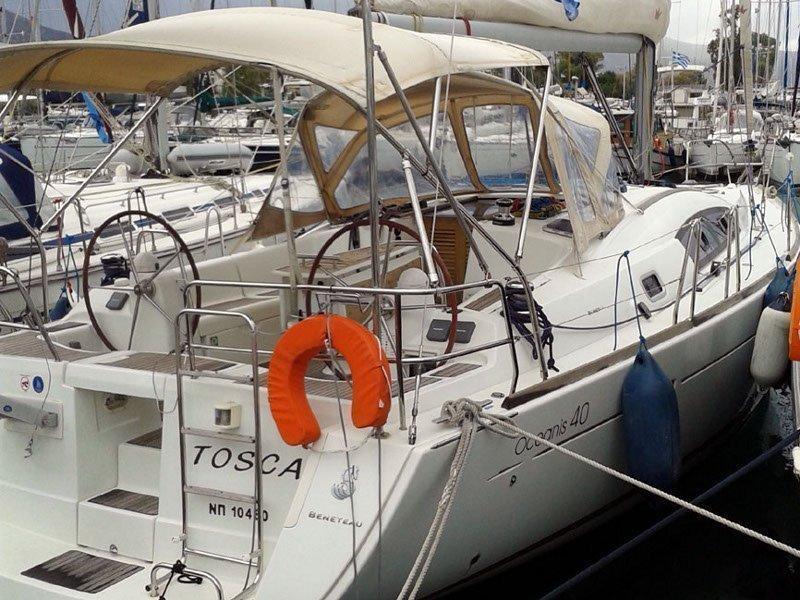 Beneteau Oceanis 40 (Tosca)  - 7