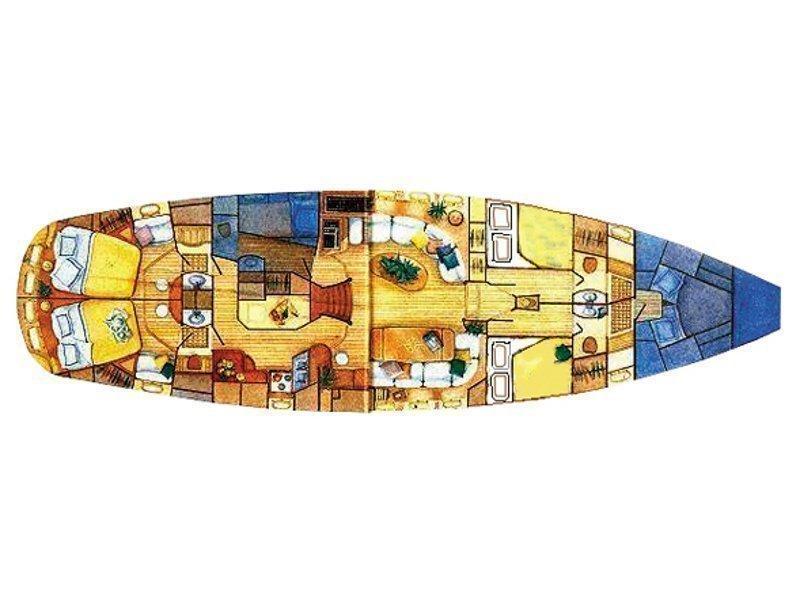 Scorpio 72 (Sinbad San) Plan image - 2