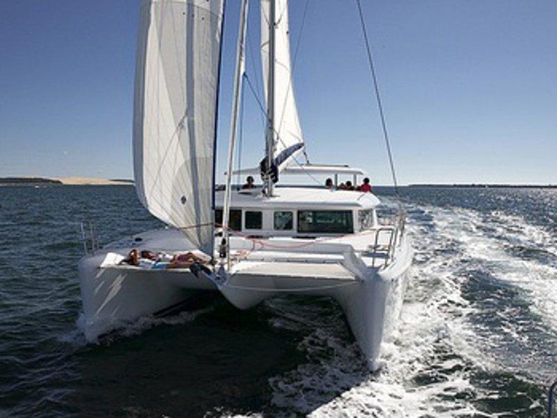 Lagoon 420 (Free Seas I)  - 2