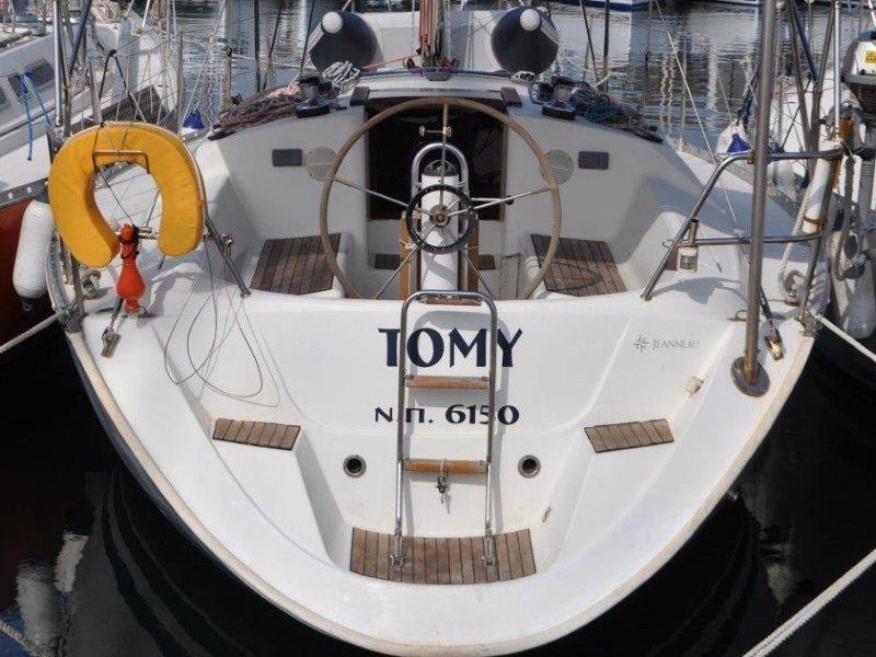 Sun Odyssey 33 (Tomy)  - 10