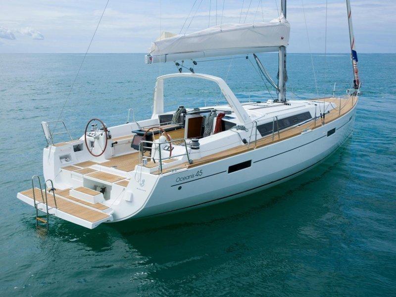 Oceanis 45 (BARBARELLA) Main image - 0
