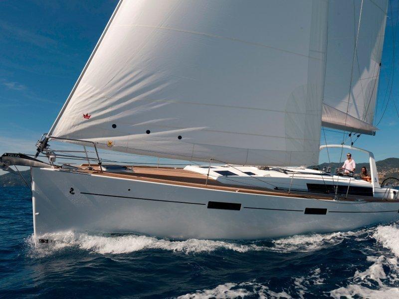 Oceanis 45 (BARBARELLA)  - 1