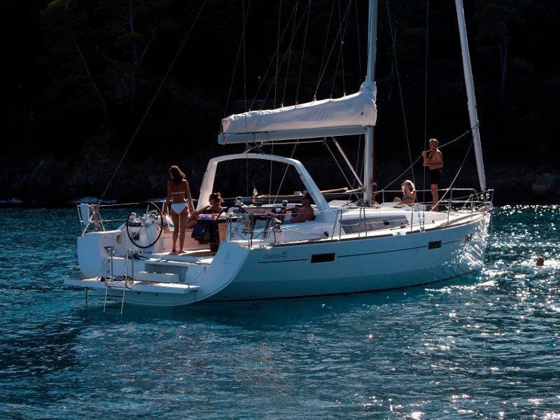Oceanis 45 (BARBARELLA)  - 6