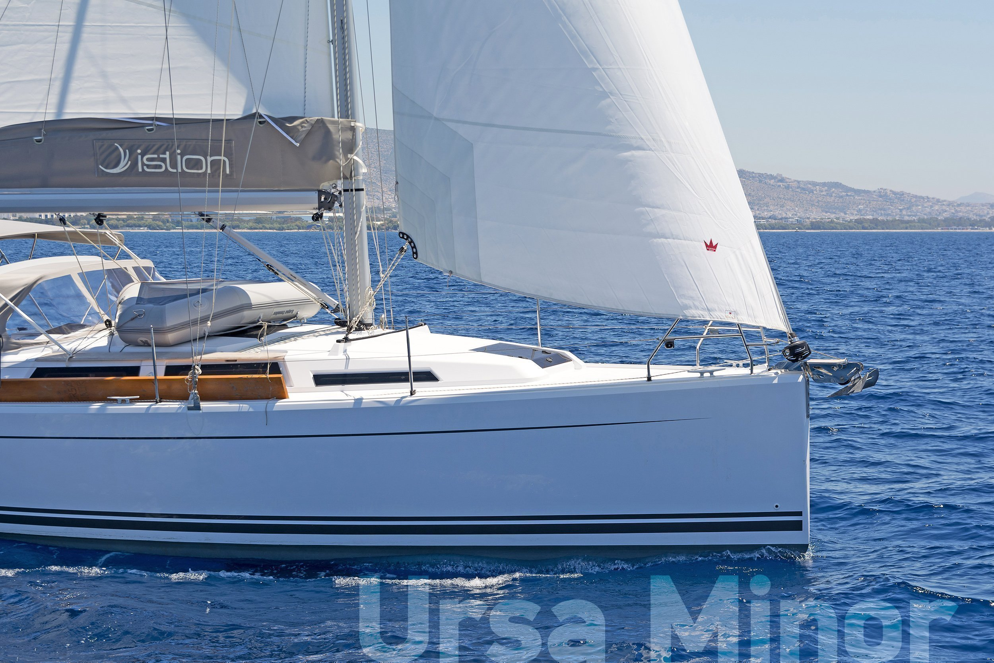 Hanse 345 (Ursa Minor)  - 3