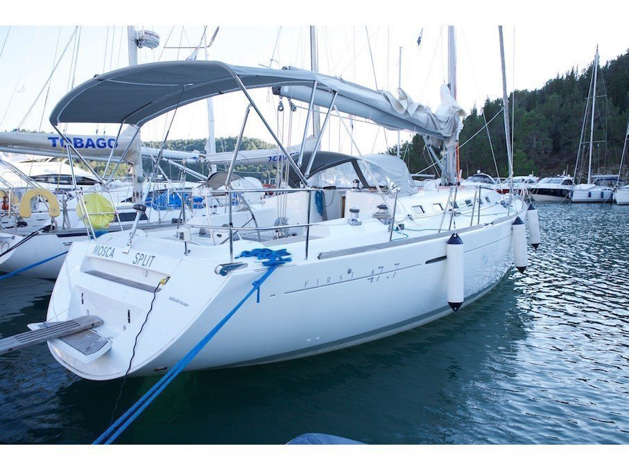 Beneteau First 47.7 (Mosca) Main image - 0