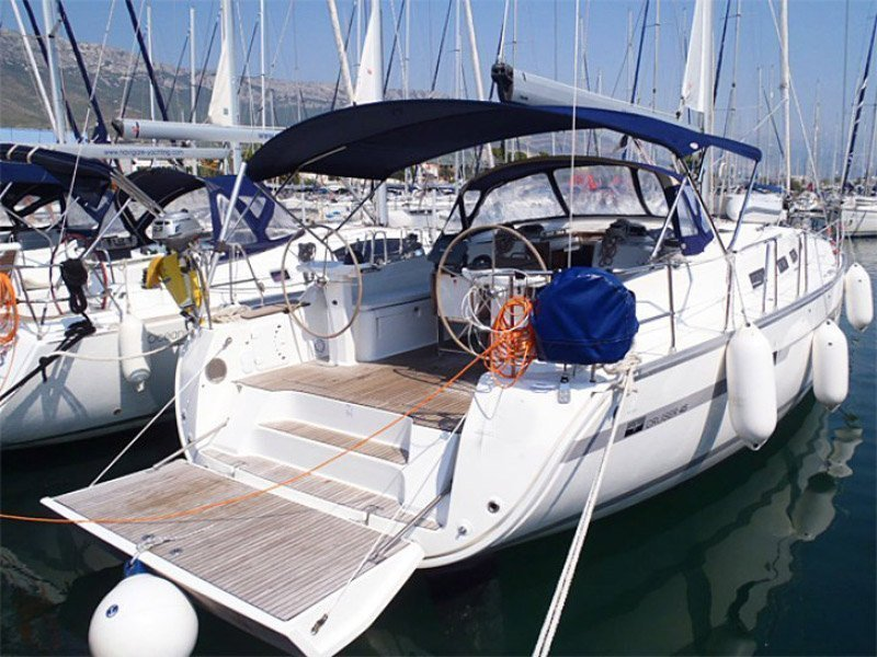Bavaria 45 Cruiser (Kristina of Sweden) Main image - 0