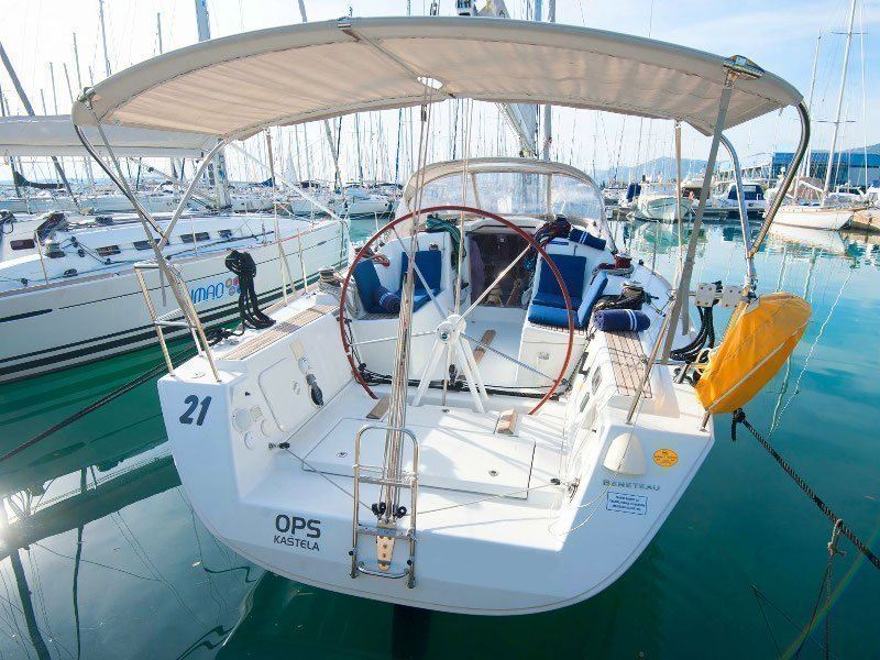 Beneteau First 35 (Ops) Main image - 0