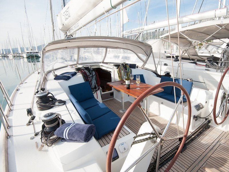 Beneteau First 45 (Hera II)  - 3