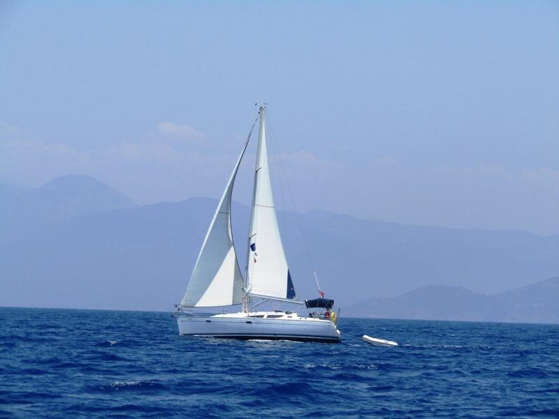 Sun Odyssey 35-2 Cabin (Balina) 2019 - 5