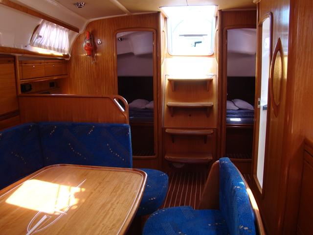 Bavaria 39 Cruiser (CADARGO (2015 sails))  - 1