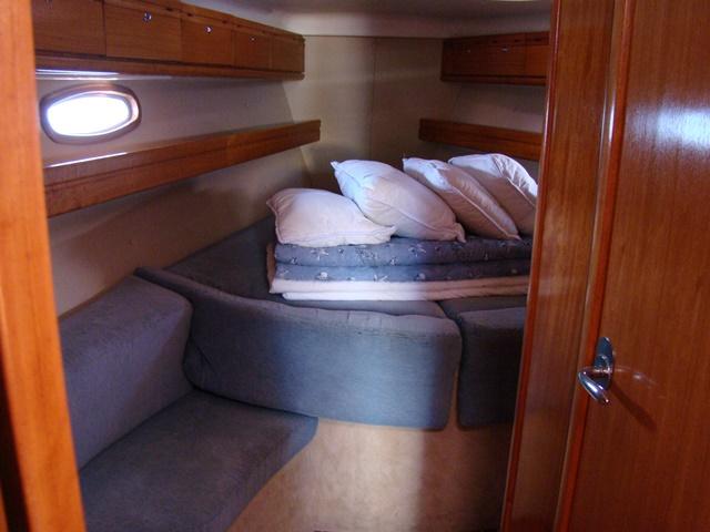 Bavaria 39 Cruiser (CADARGO (2015 sails))  - 4