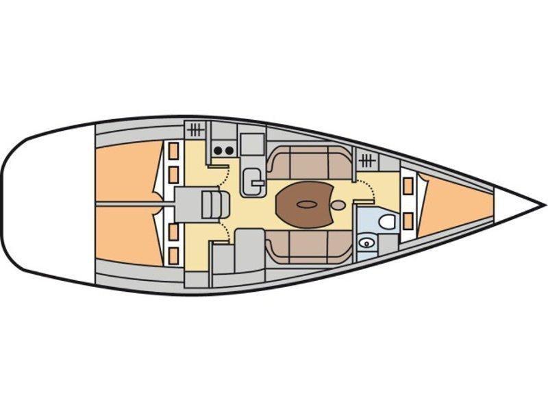 First 40.7 (Enif) Plan image - 6