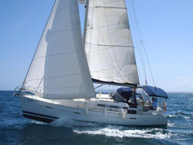 Oceanis 373 (Mirfak) Main image - 0