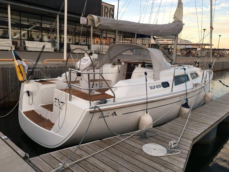 Hanse 325 (Eliza)  - 1