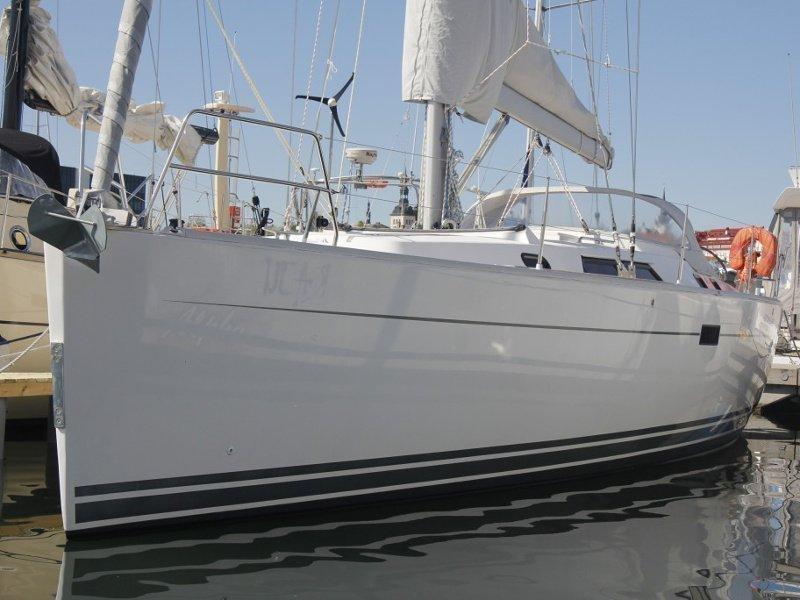 Hanse 430 (Alpha)  - 0