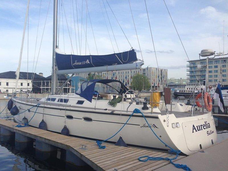 Hanse 531 (Aurelia)  - 3