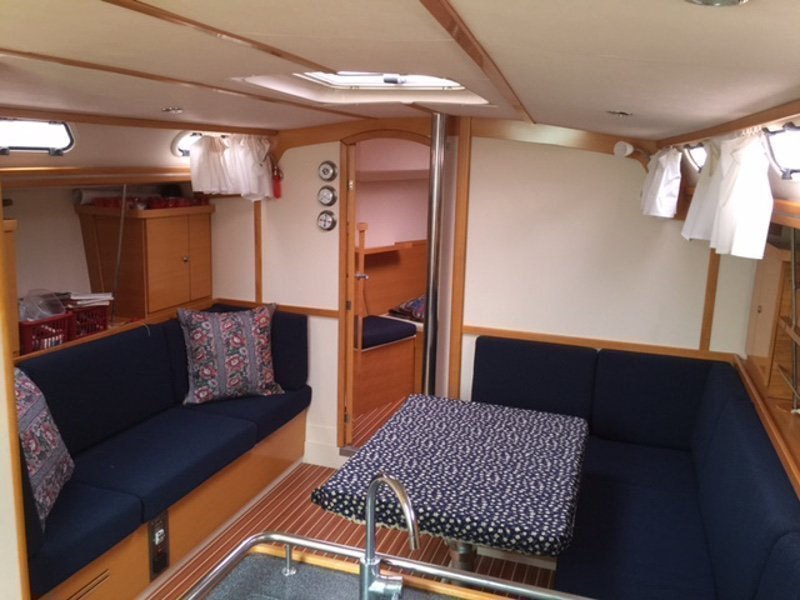 Hanse 400 (Kumatos Anthos) Interior image - 5