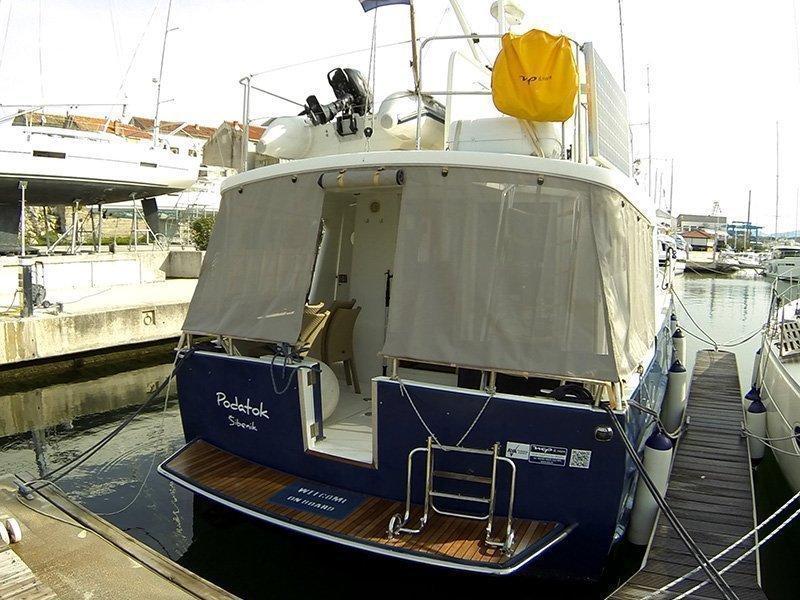 Beneteau S. Trawler 42 (Podatok) Benteau Swift Trawler 42 - 17