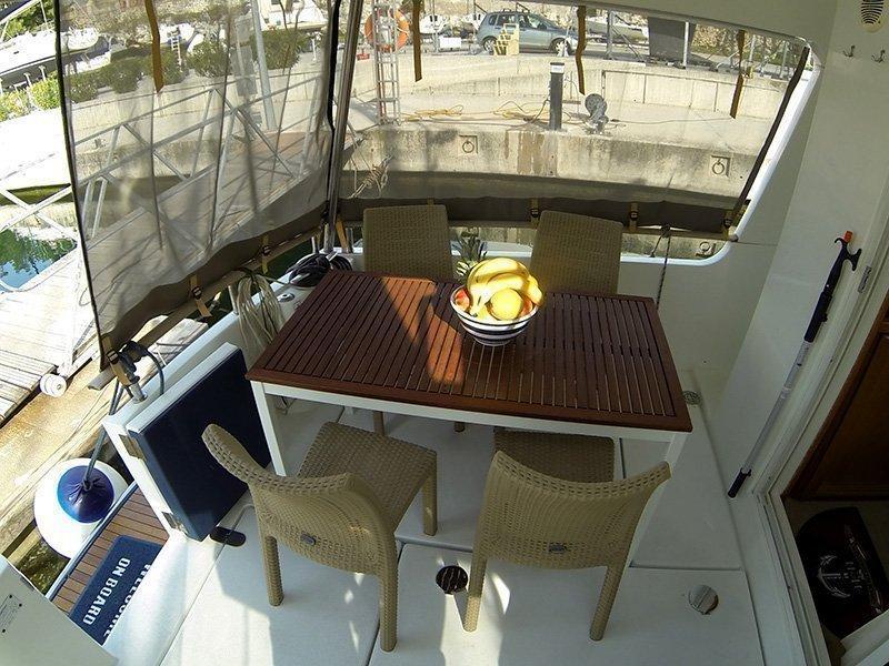 Beneteau S. Trawler 42 (Podatok) Benteau Swift Trawler 42 - 3