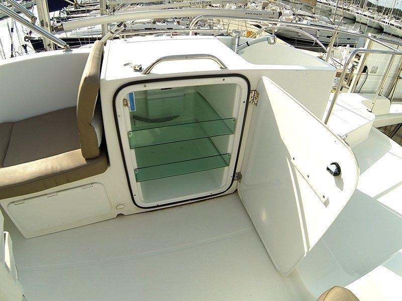 Beneteau S. Trawler 42 (Podatok) Benteau Swift Trawler 42 - 6