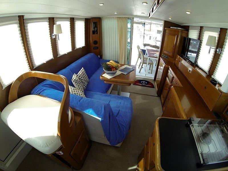 Beneteau S. Trawler 42 (Podatok) Benteau Swift Trawler 42 - 11