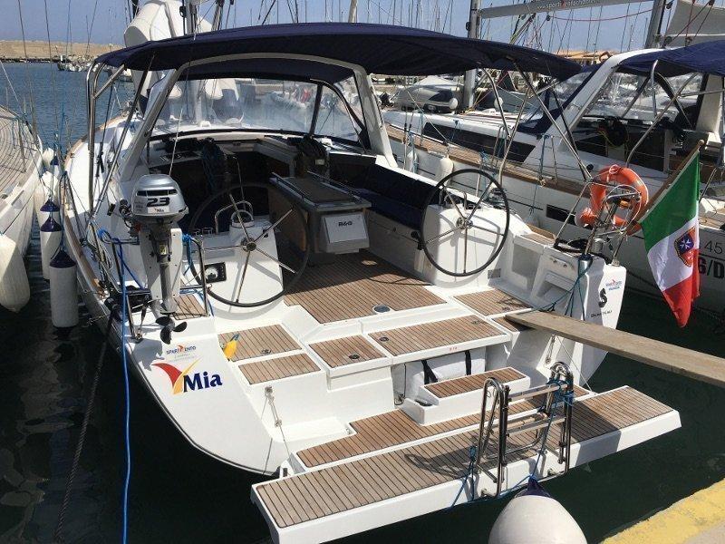 Oceanis 41 Style (Mia) Main image - 0