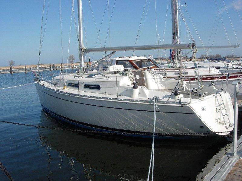 Hanse 311 (Stine)  - 7