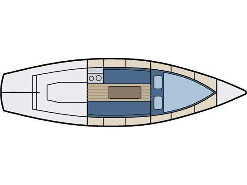 Nordic Folkboat (Gertrud) Plan image - 1