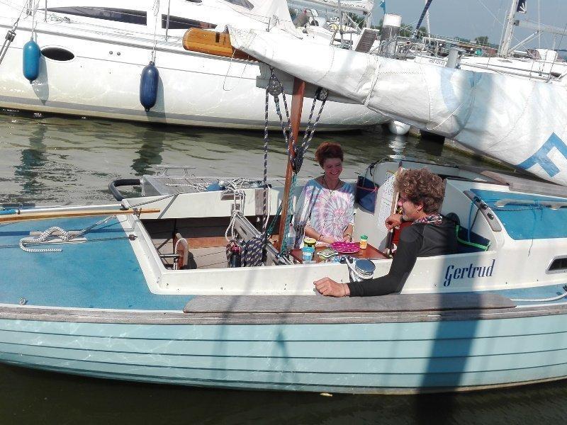 Nordic Folkboat (Gertrud) Interior image - 2