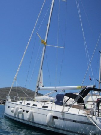 Bavaria Cruiser 45 (Blues Point)  - 12