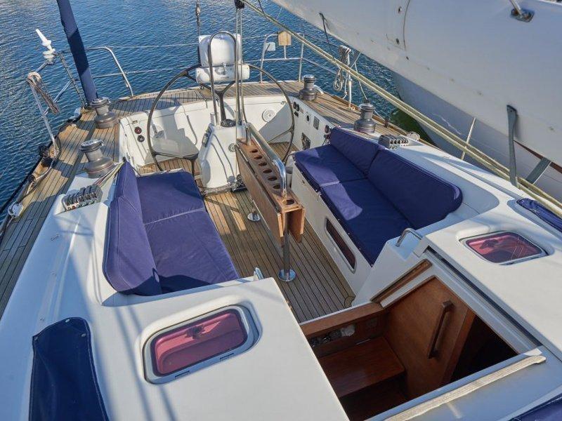 Shipman 50 (Saint Maxime)  - 16