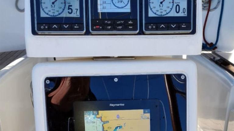 Bavaria 46 Cruiser (Tweety)  - 12