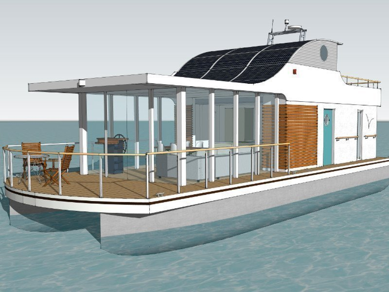 House Yacht Devin 1.5 (Miss Devin )  - 6