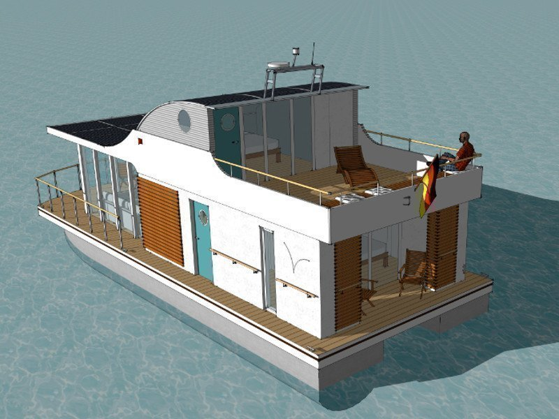 House Yacht Devin 1.5 (Miss Devin )  - 7