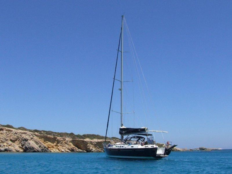 Beneteau 57 (Sea Star II)  - 7