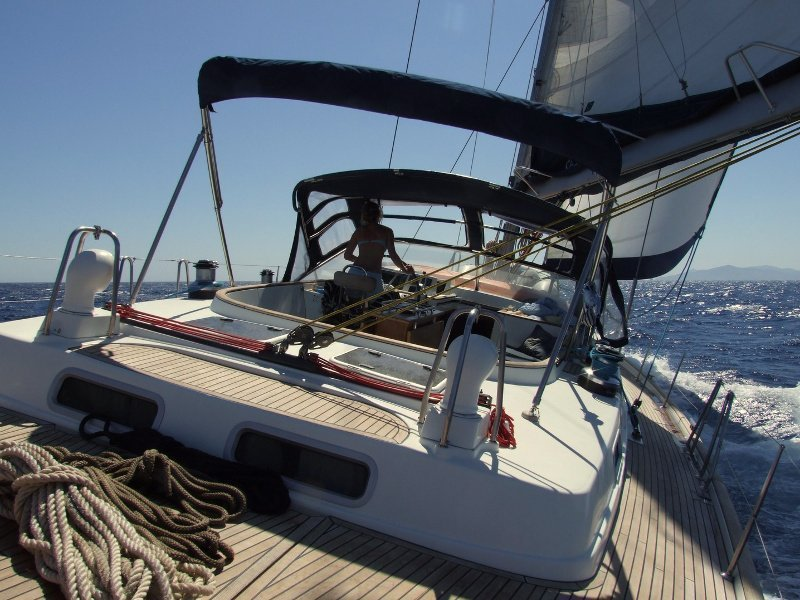 Beneteau 57 (Sea Star II)  - 8
