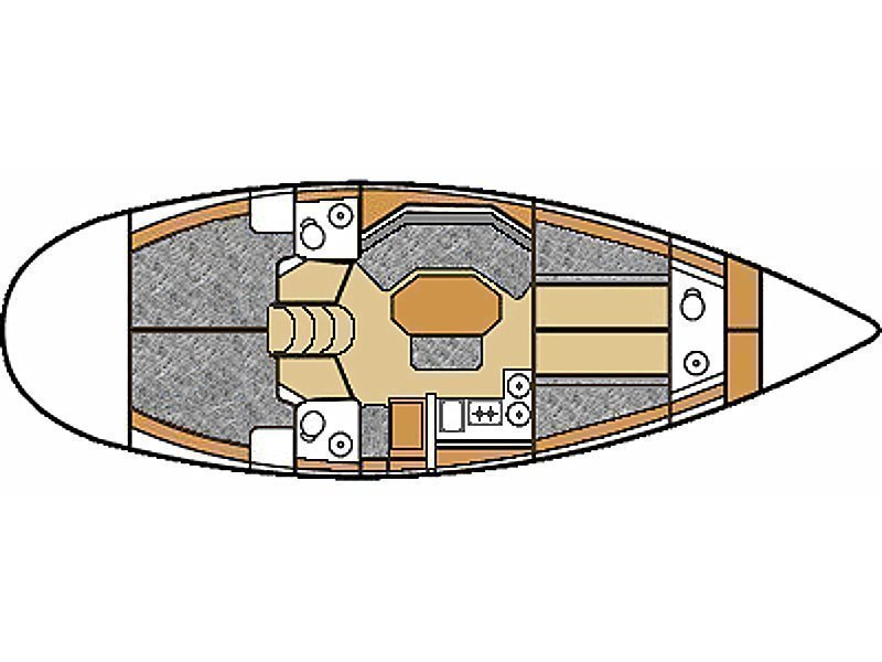 Elan 431 (SCORPIO) Plan image - 5