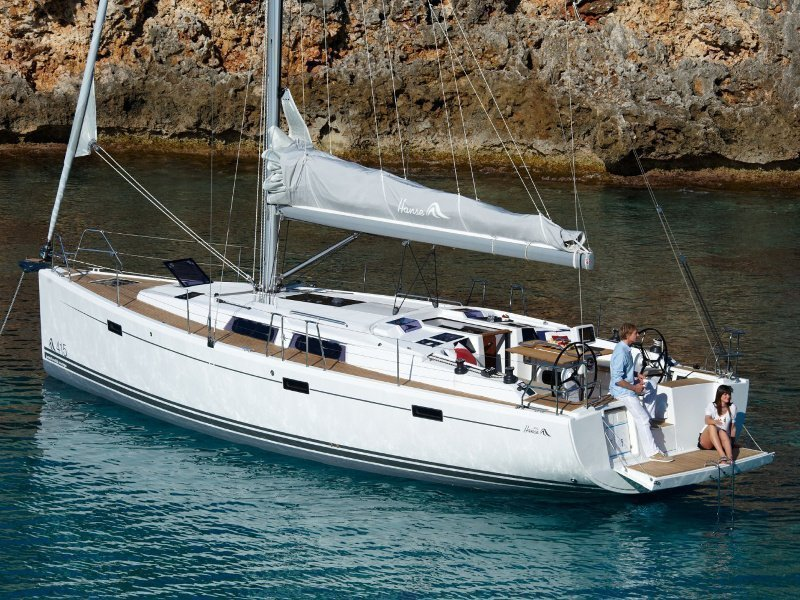 Hanse 415 (Marina Spirit One)  - 1