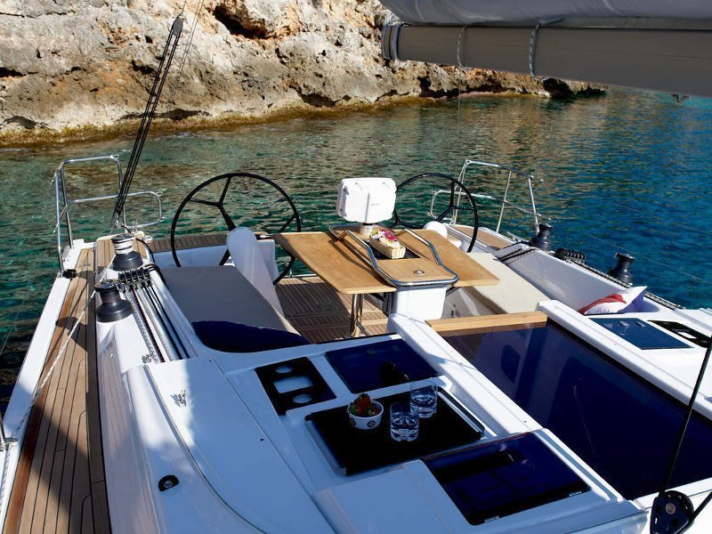 Hanse 415 (Marina Spirit Two)  - 6