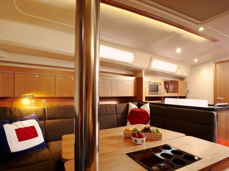 Hanse 415 (Marina Spirit Two) Interior image - 5