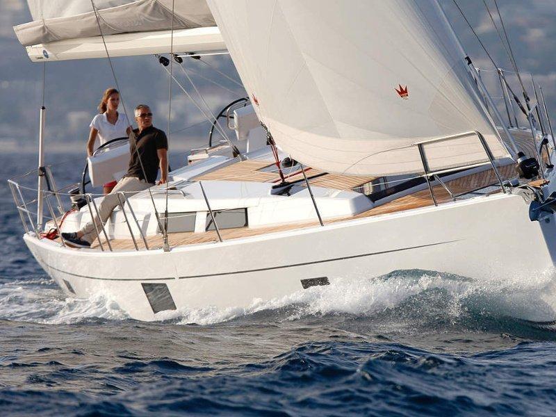 Hanse 455 (Marina Spirit Four)  - 10