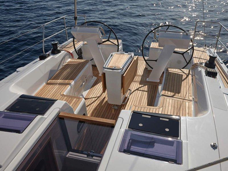 Hanse 455 (Marina Spirit Four)  - 2