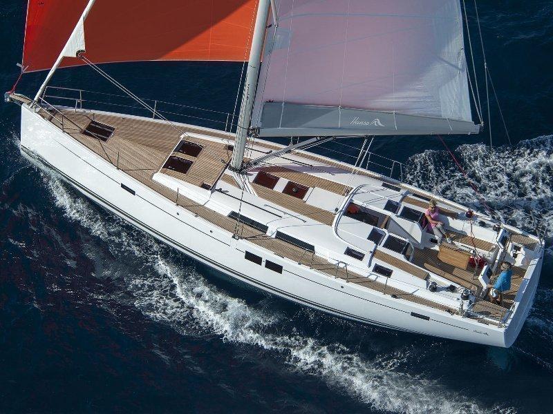 Hanse 505 (Marina Estrella One) Main image - 0