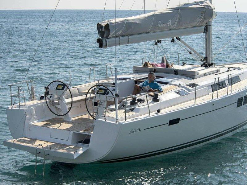 Hanse 505 (Marina Estrella One)  - 6
