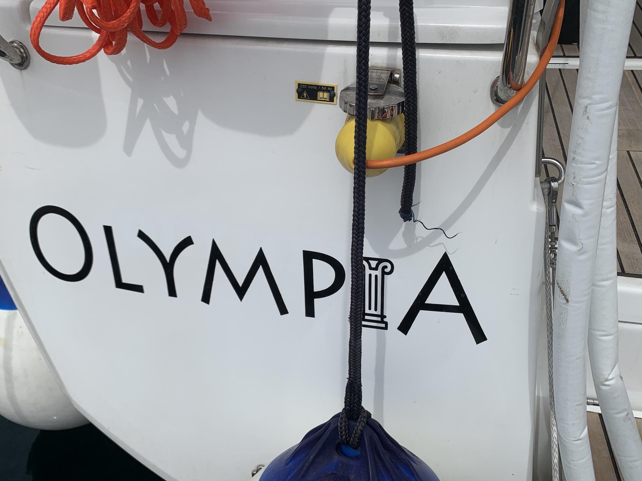 Sun Odyssey 440 (Olympia)  - 8