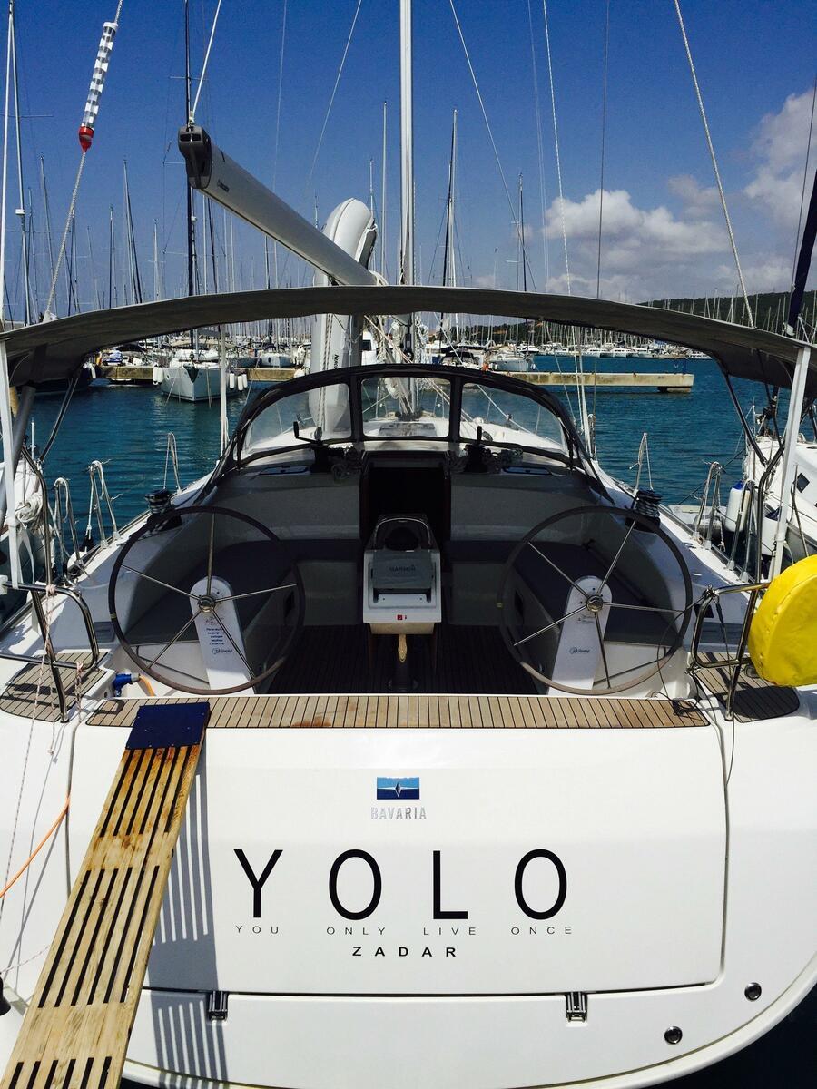Bavaria Cruiser 51 (YOLO) YOLO out - 5