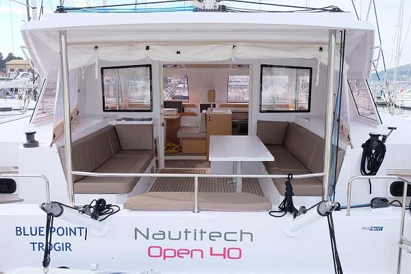 Nautitech Open 40 (BLUE POINT)  - 8